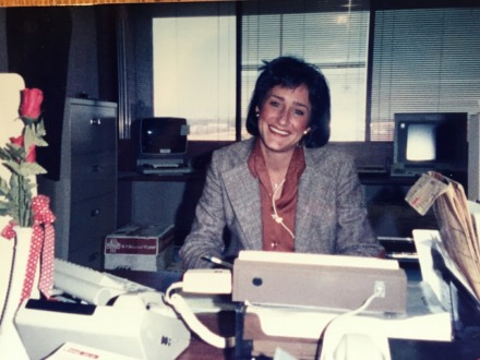 <strong>Jan Bohnet Carroll (in a photo from around 1985) worked at FedEx with Debby Dalhoff at the time the two roommates were attacked.</strong>&nbsp; (Submitted photo)