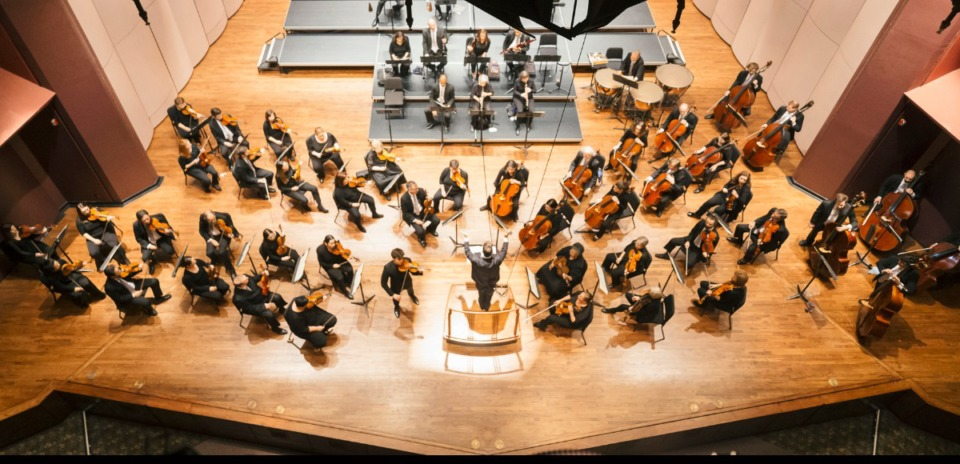 <strong>The Memphis Symphony Orchestra will salute Beethoven's 250th birthday with Symphony No. 9, perform a tribute to Aretha Franklin and revisit &ldquo;Romeo and Juliet&rdquo; with the help of the Tennessee Shakespeare Company.</strong> (Ziggy Tucker/Special to The Daily Memphian)