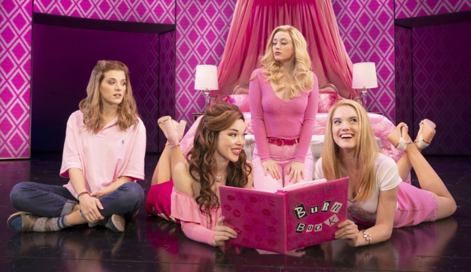 <strong>&ldquo;Mean Girls,&rdquo; a high school musical based on the 2004 film, will be in Memphis March 9-14, 2021.</strong> (Courtesy Orpheum Theatre)