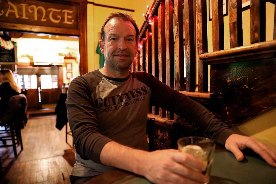 <strong>Celtic Crossing owner DJ Naylor hosts a monthly scotch tasting at his Cooper-Young pub. This month's will be held on Nov. 29.</strong> (Patrick Lantrip/Daily Memphian file)