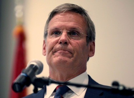 <strong>In a conference call with legislators on Wednesday, April 1, Gov. Bill Lee said the state is preparing for a coronavirus &ldquo;surge&rdquo; in two to four weeks when the patients could overwhelm the state's health care system.</strong> (Patrick Lantrip/Daily Memphian file)
