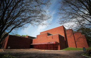 <strong>The Memphis Landmarks Commission this month will consider the nomination to place the Anshei Sphard-Beth El Emeth Congregation building on the National Register of Historic Places.&nbsp;</strong>&nbsp;(Jim Weber/Daily Memphian)