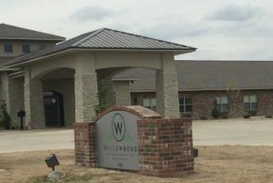 <strong>Willowbend Healthcare &amp; Rehabilitation in Marion, Arkansas.</strong> (Wayne Risher/The Daily Memphian)