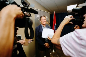 <strong>Gov. Bill Lee&nbsp;</strong>(Houston Cofield/Daily Memphian file)