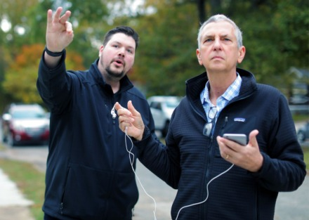<strong>Your paid subscription ensures that reporters like Tom Bailey (right) can keep delivering the local stories that Memphians need to read.</strong> (Patrick Lantrip/Daily Memphian file)