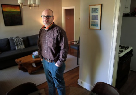 <strong>Jeff Bennett owns two Airbnb rental properties in Central Gardens&nbsp; in M idtown Memphis. Due to COVID-19, he's losing significant income as they sit vacant. His properties are still open to local medical professionals at a discount, but so far he's had no takers.</strong> (Jim Weber/Daily Memphian)