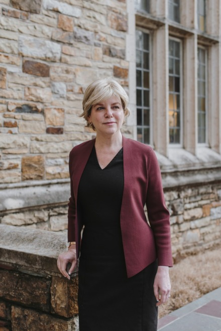 <strong>Dr. Marjorie Hass, President of Rhodes College</strong> (Daily Memphian file)