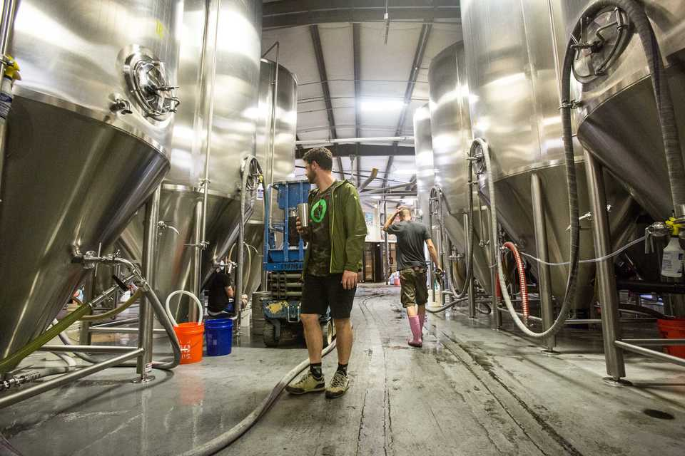 <strong>Wiseacre Brewing Co. plans to go Downtown with a second, 43,000-square-foot brewery and taproom, triple the size of the 12,000-square-foot brewery Wiseacre opened on Broad Avenue five years ago.</strong> (Daily Memphian file)