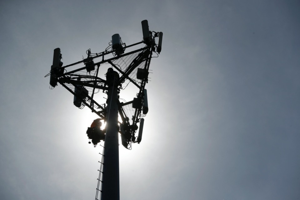 <span><strong>The city&rsquo;s process of placing a cell tower at Dogwood Elementary School started more than 18 months ago, and it's been a hotly debated topic since then.</strong>&nbsp;(Jeff Roberson/AP file photo)</span>