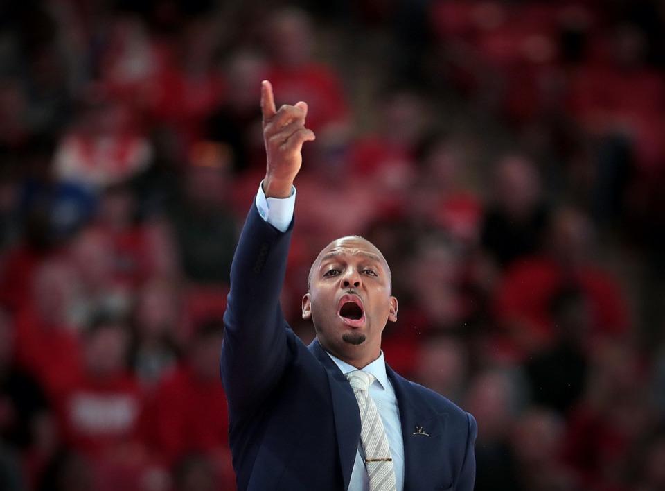 <strong>University of Memphis Tigers basketball coach Penny Hardaway</strong> (Jim Weber/Daily Memphian file)