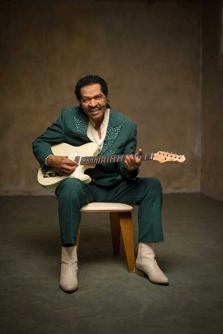 <strong>Blues musician Bobby Rush is playing Acoustic Sunday Live benefiting Protect Our Aquifer. </strong>(Courtesy of Rick Olivier)