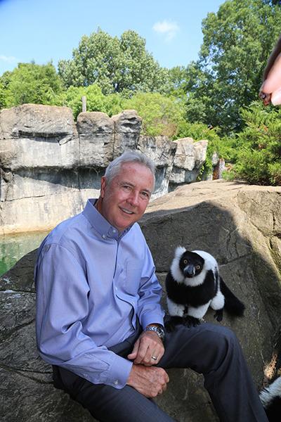 <strong>Memphis Zoo CEO Jim Dean</strong>