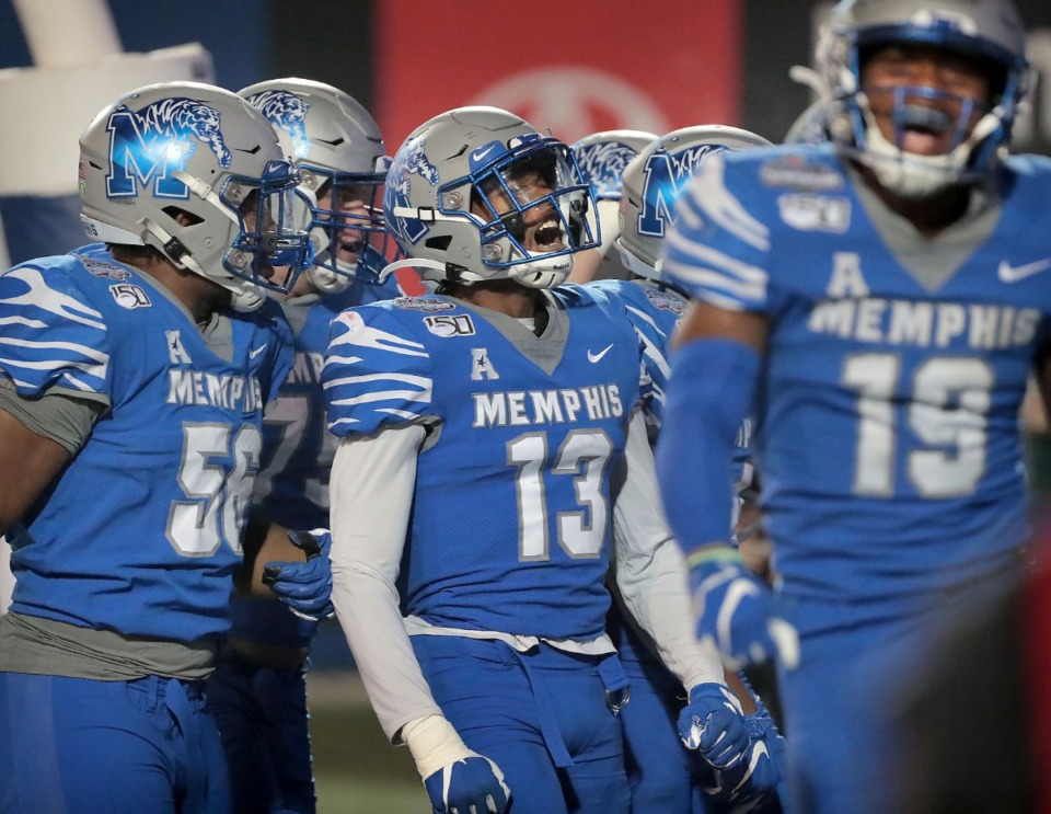 <strong>The University of Memphis has not formally announced its plans regarding a return to athletic activities.</strong> (Jim Weber/Daily Memphian file)