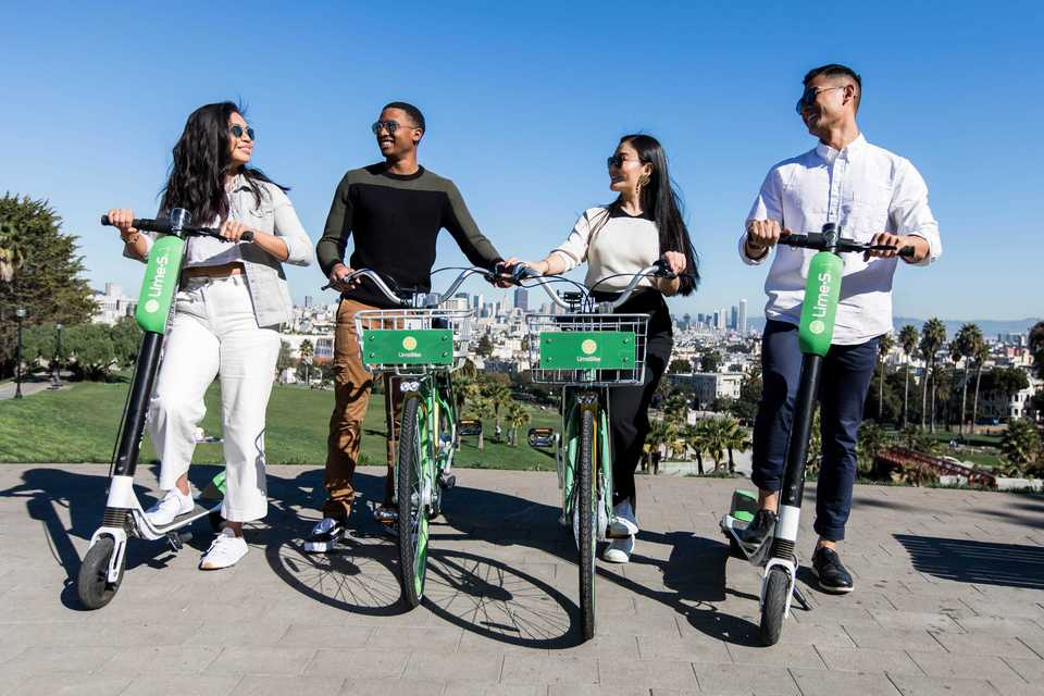 <strong>California-based Lime plans to launch a fleet of 250 scooters in Memphis Monday, Dec. 3.&nbsp;</strong>(Submitted)&nbsp;