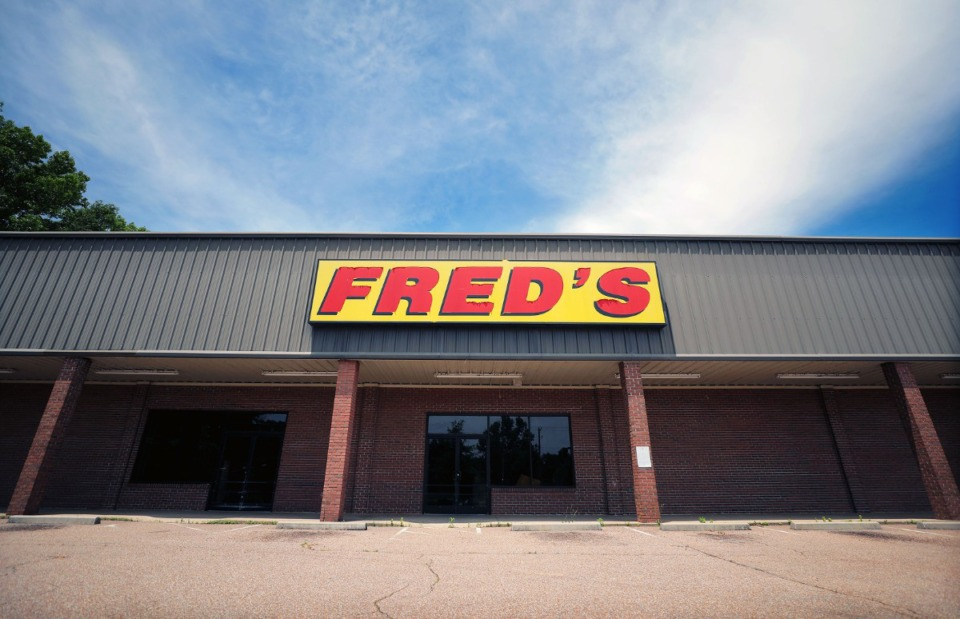 <strong>A former Fred's retail building in Arlington will be redeveloped into a child care and additional ministry space for the neighboring Christ Church Arlington.&nbsp;</strong>(Patrick Lantrip/Daily Memphian)