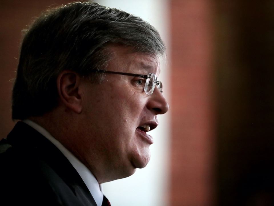 <strong>Memphis Mayor Jim Strickland, among others, endorsed the view that MLGW should produce some of its own electricity no matter how its relationship with the TVA changes.</strong> (Jim Weber/Daily Memphian file)