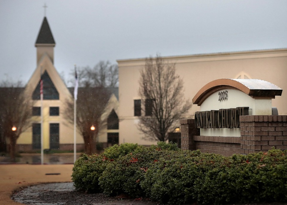<strong>Central Church at 2005 E. Winchester Blvd. in Collierville will resume meeting Sunday, June 7.&nbsp;</strong> (Daily Memphian File)