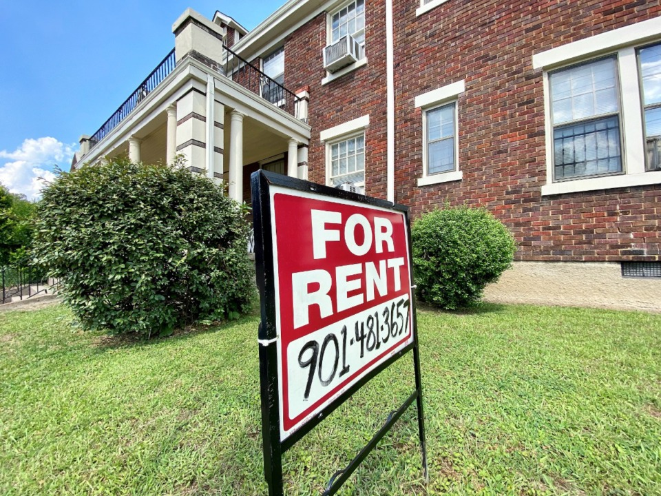 <strong>The new Eviction Settlement Fund program is designed to help both tenants and landlords during the pandemic.</strong> (Tom Bailey/Daily Memphian)