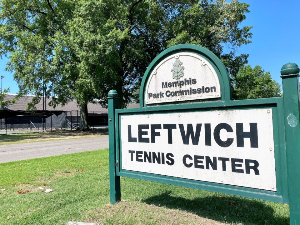 <strong>The city facility now has eight outdoor and four indoor courts, but it will have 20 outdoor and 12 indoor courts after the expansion.</strong> (Tom Bailey/Daily Memphian)