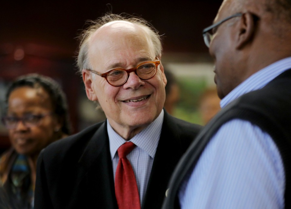 <strong>U.S. Rep. Steve Cohen, Memphis's&nbsp;top elected Democrat, talked on June 23, 2020, about Barr's coming appearance before the House next month and the police reform debate in Washington and in the streets of Memphis.</strong> (Patrick Lantrip/Daily Memphian file)
