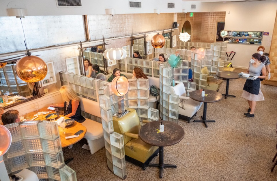 <strong>The Beauty Shop reopened with a new menu that includes old favorites and new dishes. </strong>&nbsp;(Greg Campbell/Special to Daily Memphian)