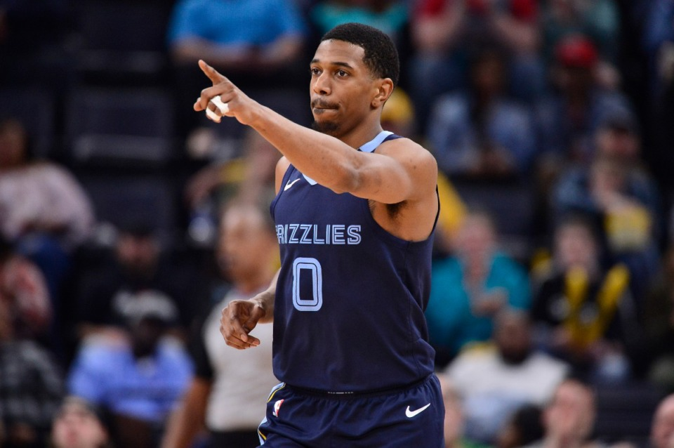 Chris Herrington: De'Anthony Melton is the best choice for Memphis Grizzlies' fifth starter. - Memphis Local, Sports, Business & Food News | Daily Memphian