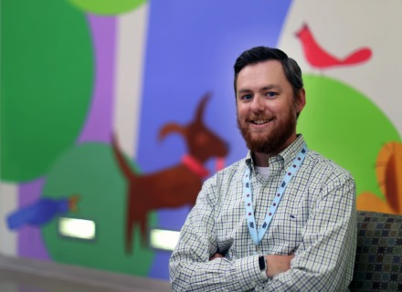 <strong>Dr. Jason Yaun,&nbsp;a pediatrician at Le Bonheur Children&rsquo;s Hospital, works with at-risk children as director of Le Bonheur&rsquo;s Family Resilience Initiative.</strong> (Patrick Lantrip/Daily Memphian file)