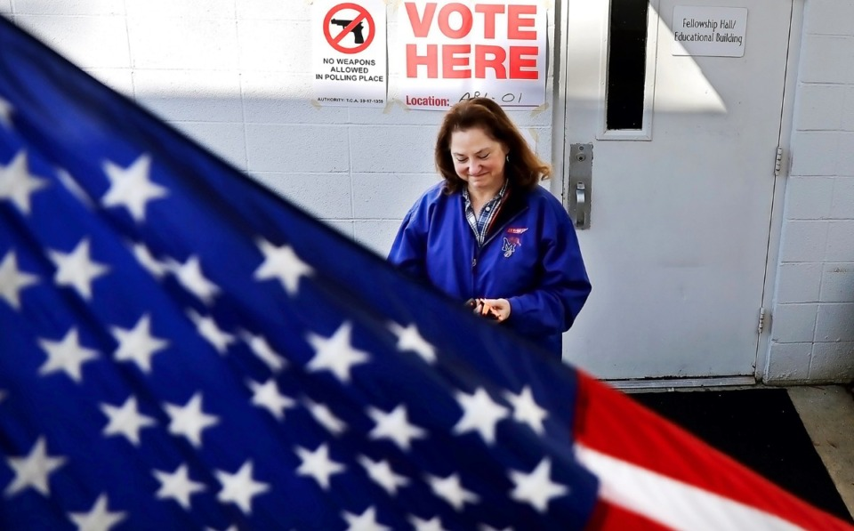 <strong>Early voting for the Aug. 6 election will will begin Friday, July 17 in Shelby County.</strong> (Patrick Lantrip/Daily Memphian file)