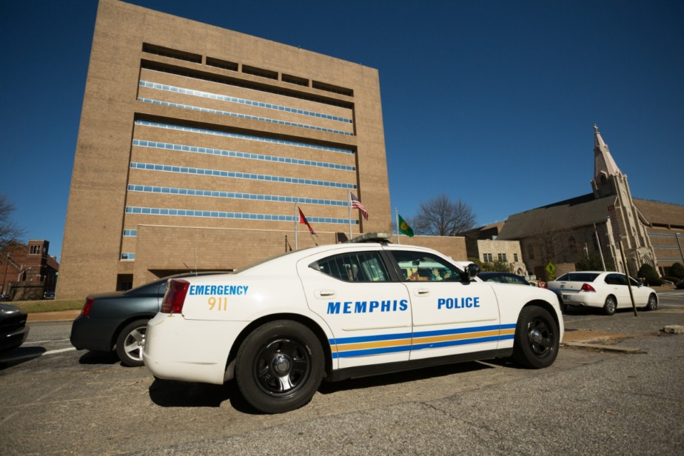 <strong>Shelby County Justice Center at 201 Poplar</strong> (Daily Memphian file)