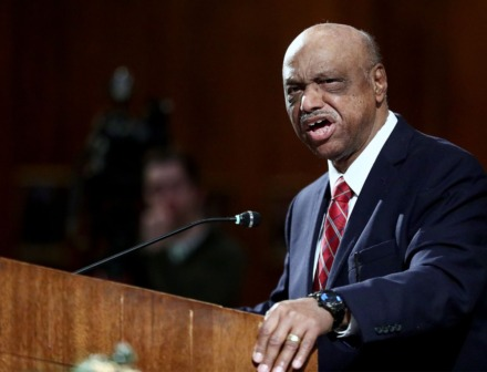 <strong>Former City Council member Joe Brown (at a City Council meeting&nbsp; Dec. 17, 2019) is the Democratic nominee for General Sessions Court Clerk on the August election ballot.</strong> (Patrick Lantrip/Daily Memphian file)