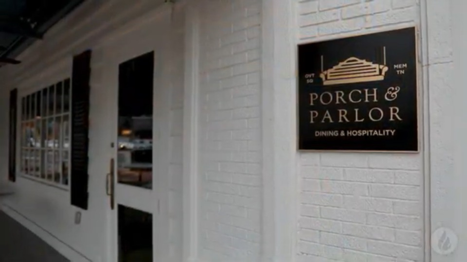 <strong>Porch &amp; Parlor restaurant at 2125 Madison Ave. in Overton Square has temporarily closed due to positive COVID-19 tests.</strong> (Daily Memphian file)