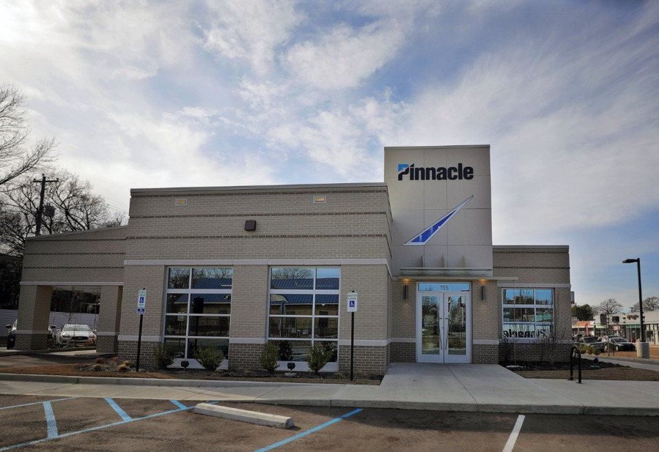 <strong>Pinnacle Financiel Partners revenues for the second quarter were $273.6 million, beating estimates of $270.63 million.</strong> (Patrick Lantrip/Daily Memphian file)