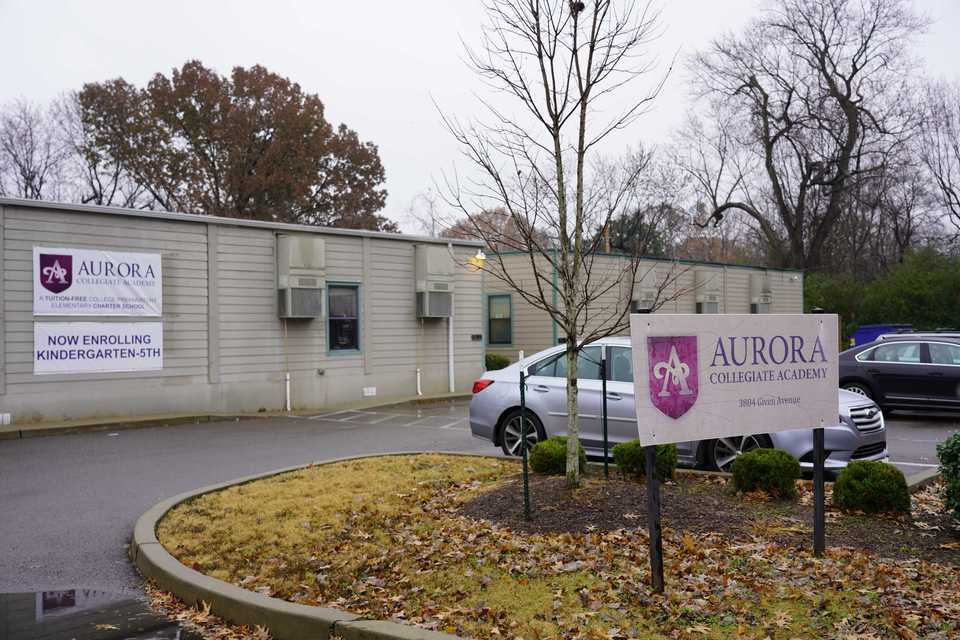 "<p class=""p1""><span class=""s1""><strong>Aurora Collegiate Academy at 3804 Given in Highland Heights has run out of space, executive director&nbsp;Grant Monda says.</strong> (Submitted)</span>"