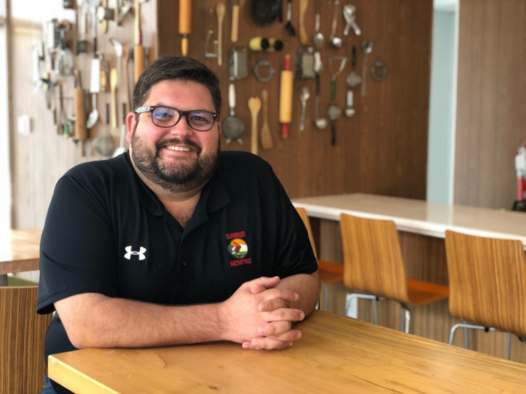 <strong>Ryan Trimm says customers have largely been cooperative at his Cooper-Young restaurant Sweet Grass.</strong>&nbsp;(Daily Memphian file)