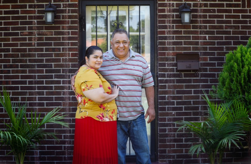 <strong>Jos&eacute; Lara and his wife, Maria Isabel Santos Lopez, both contracted COVID-19. Lara was hospitalized; his wife had milder symptoms. Lara feared he would die without the care of doctors at Methodist North Hospital. He has been home since late June, but has been unable to return to work. Lara has lost his insurance and fallen behind on his rent.</strong> (Mark Weber/Daily Memphian)