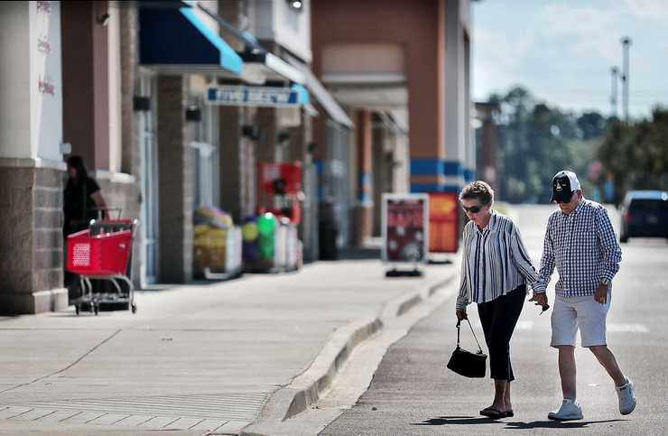<strong>Millington has expanded it's retail north of town in recent years as it tries to leverage its airport and new solar farm to lead it away from the years as a pit stop for young sailors and toward more higher paying jobs.</strong> (Jim Weber/Daily Memphian)