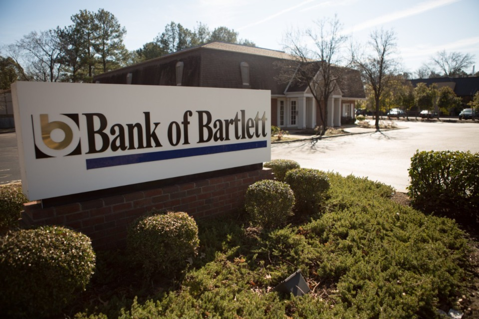 <strong>&ldquo;It gives you a good feeling in your heart when people come to you to say how much the PPP money helped out,&rdquo; said Harold Byrd, president of the Bank of Bartlett, seen here in 2015.</strong> (Daily Memphian file)
