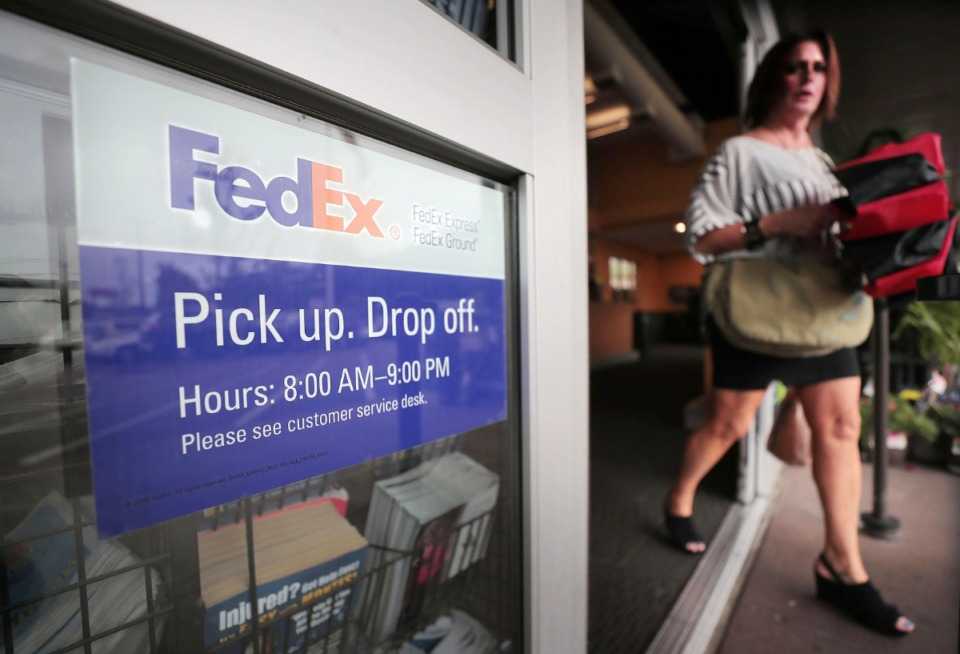 <strong>FedEx announced new delivery surcharges Tuesday, Aug. 18.</strong> <strong>This will be the first year since 2016 that the company has imposed additional residential surcharges.</strong>&nbsp; (Jim Weber/Daily Memphian file)