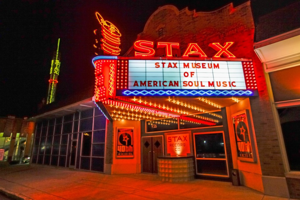 <strong>The Stax Museum of American Soul Music sits on McLemore Avenue in Soulsville.</strong> (Lance Murphey/Daily Memphian file)
