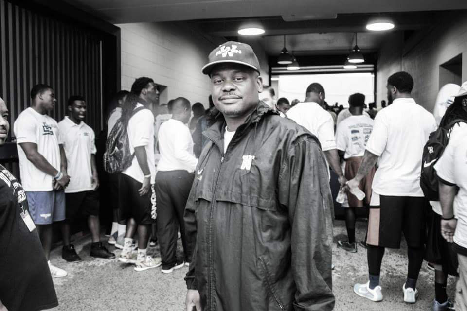 <strong>&ldquo;This is about our community,&rdquo; said Coach Rodney Saulsberry (in a file photo). &ldquo;We need these kids to understand the value of life, the value of a future. There&rsquo;s more to life than what you are doing out here day to day. And we (coaches) are out here for you, trying to show you a better way.&rdquo; </strong>(Daily Memphian file)