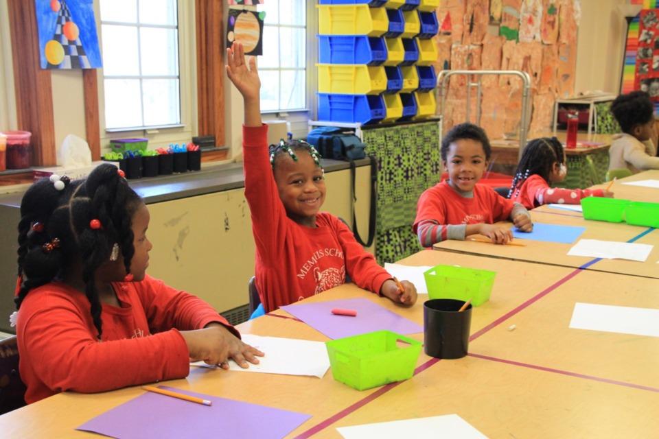 <strong>Memphis Scholars Caldwell-Guthrie Elementary School entered the state-run Achievement School District in 2016.</strong> (Caroline Bauman/Chalkbeat)