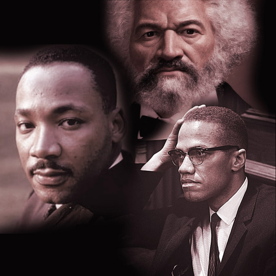 <strong>Tennessee Shakespeare Company presents &ldquo;Creative Extremists: Dr. Martin Luther King, Jr., Frederick Douglass, and Malcolm X&rdquo; with Darius Wallace.</strong> (Submitted)