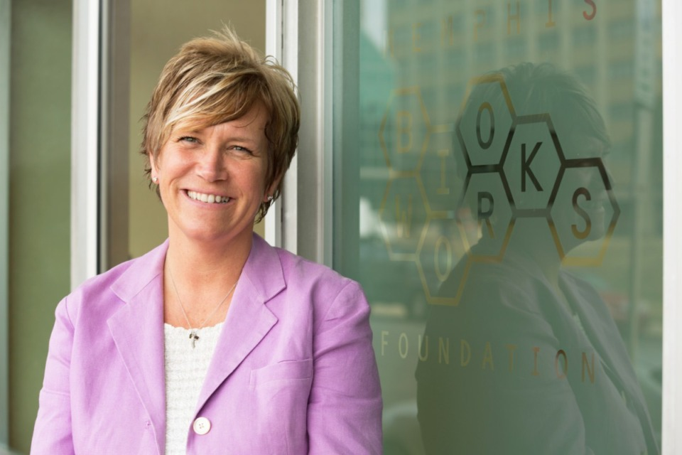 <strong>Leslie Lynn Smith is leaving her role as president and CEO of Epicenter to become national director of&nbsp;Gender Equality in Tech Cities.</strong> (Daily Memphian file)