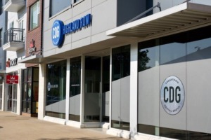<strong>CDG&nbsp;&ndash; formerly Crosstown Dental Group&nbsp;&ndash; has opened a second location in the mixed-use development Highland Row.</strong> (Tom Bailey/Daily Memphian)