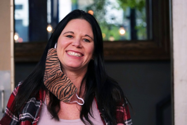 <strong>Jeannette Comans, owner of the Blind Bear on South Main, reopened the speakeasy in late August as a full-service restaurant. &ldquo;Nothing changes for me,&rdquo; she said.</strong> (Karen Pulfer Focht/ Special to the Daily Memphian file)
