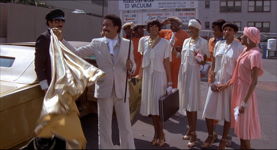<strong>Richard Pryor is among the&nbsp;&ldquo;Car Wash&rdquo; customers in the disco-era comedy, screening at the Summer Drive-In as part of the 2020 Indie Memphis Film Festival.</strong> (publicity still)