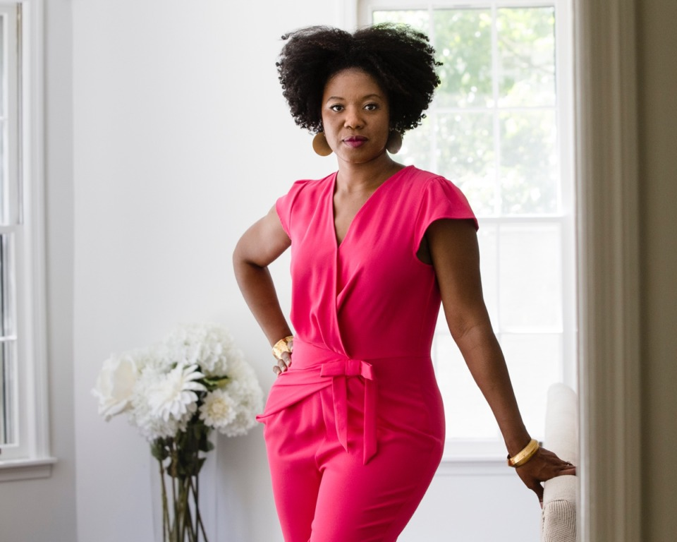 <strong>Memphian Lori Spicer Robertson is Saks Fifth Avenue&rsquo;s director of diversity and inclusion</strong>. (Ziggy Mack/Special to The Daily Memphian)
