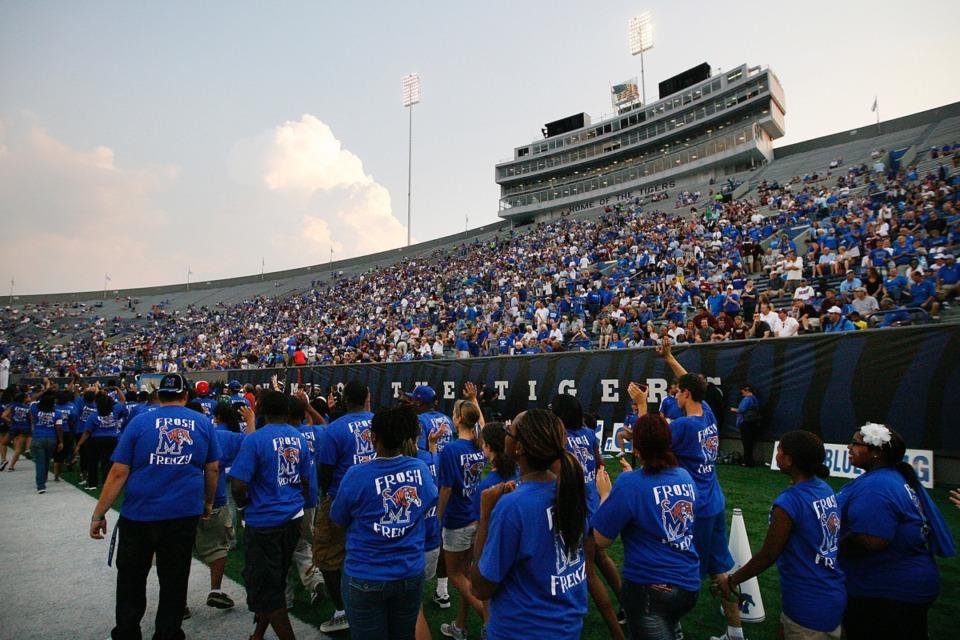 <strong>Memphis and Houston will play Saturday, Dec. 5 at Liberty Bowl Memorial Stadium</strong>. (Daily Memphian file)