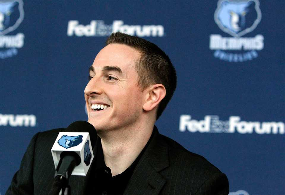 "<strong>Grizzlies' owner Robert Pera: ""I think it&rsquo;s no secret that the ownership situation was contentious. I didn&rsquo;t feel it was right to fully invest myself because of all the external circumstances. Once I was able to clean that up, this offseason was the first one where I was completely involved. ...</strong>&nbsp;<strong>""</strong> (Lance Murphey/Associated Press file)"