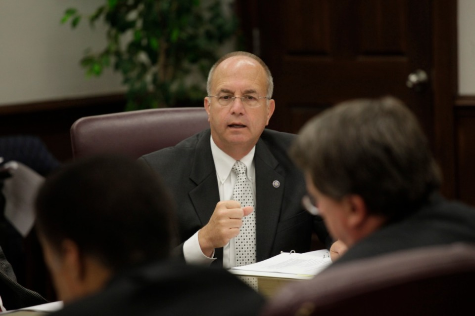 <strong>&ldquo;We need to be moving toward opening,&rdquo; said Bartlett Mayor Keith McDonald, seen here in a file photo. &ldquo;Maybe we don&rsquo;t jump quite as far, but we need to be headed that way pretty quickly to be operating Shelby County the same as the rest of the state.&rdquo;</strong> (Lance Murphey/Daily Memphian file)